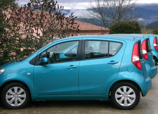 Suzuki Splash – Long Test Drive - Foto 17 di 33