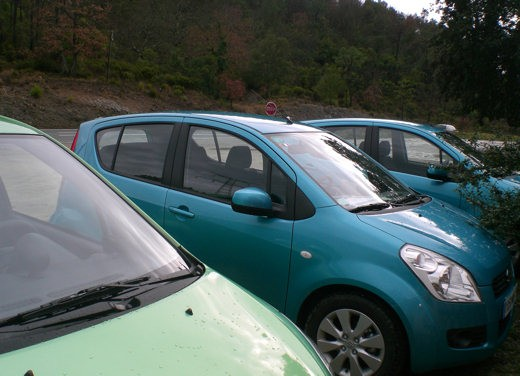 Suzuki Splash – Long Test Drive - Foto 21 di 33