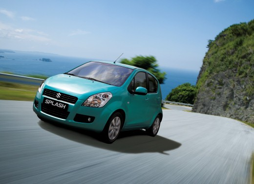 Suzuki Splash – Long Test Drive - Foto 13 di 33