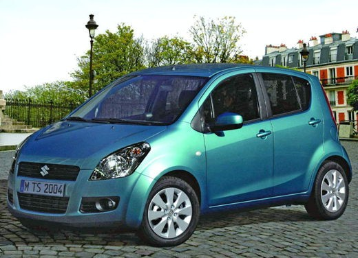 Suzuki Splash – Long Test Drive - Foto 14 di 33