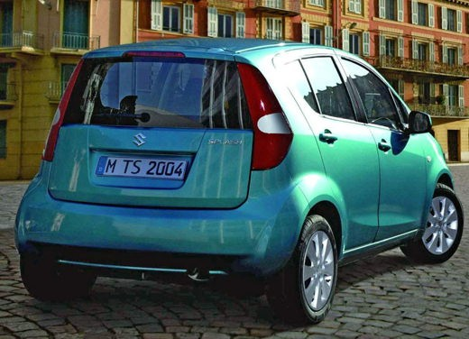 Suzuki Splash – Long Test Drive - Foto 16 di 33