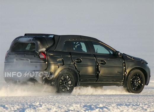 Volvo XC60 – foto ufficiali - Foto 7 di 21