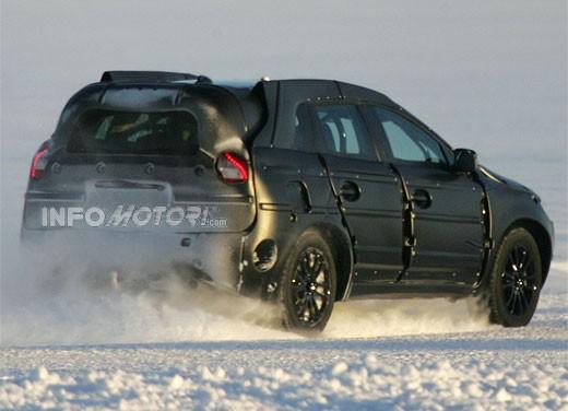 Volvo XC60 – foto ufficiali - Foto 8 di 21