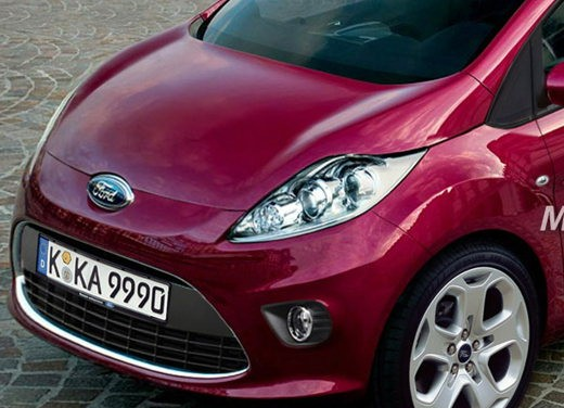 Ultimissime: Ford nuova Ka prime elaborazioni grafiche non ufficiali - Foto 3 di 4