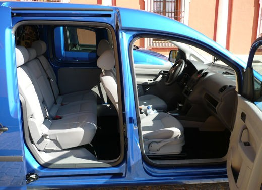 Volkswagen Caddy Maxi – Test Drive - Foto 9 di 12