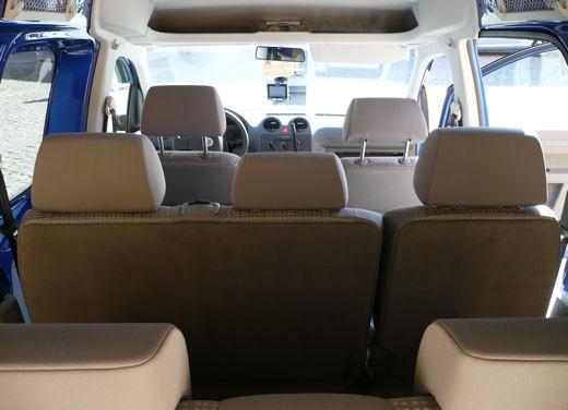 Volkswagen Caddy Maxi – Test Drive - Foto 11 di 12