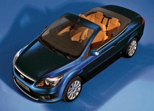 Ford Focus Coupè – Cabriolet – Test Drive - Foto 7 di 9