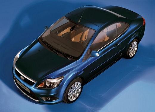 Ford Focus Coupè – Cabriolet – Test Drive - Foto 8 di 9