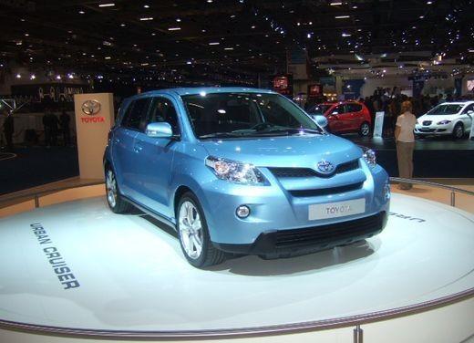 Toyota Urban Cruiser - Foto 12 di 14