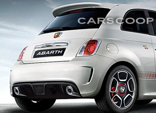 Fiat nuova 500 Abarth – foto ufficiali - Foto 7 di 24
