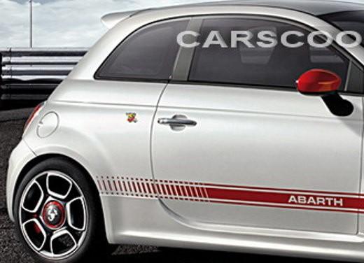 Fiat nuova 500 Abarth – foto ufficiali - Foto 9 di 24