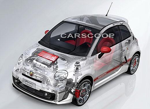Fiat nuova 500 Abarth – foto ufficiali - Foto 11 di 24