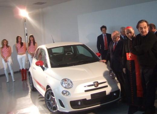 Fiat nuova 500 Abarth – foto ufficiali - Foto 20 di 24