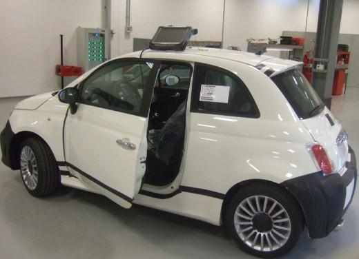 Fiat nuova 500 Abarth – foto ufficiali - Foto 22 di 24