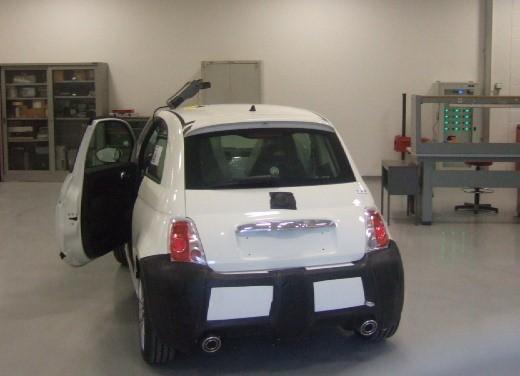 Fiat nuova 500 Abarth – foto ufficiali - Foto 12 di 24