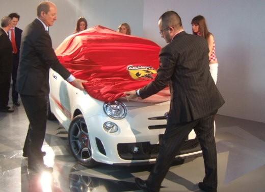 Fiat nuova 500 Abarth – foto ufficiali - Foto 13 di 24