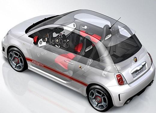 Fiat nuova 500 Abarth – foto ufficiali - Foto 15 di 24