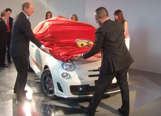 Fiat nuova 500 Abarth – foto ufficiali - Foto 24 di 24
