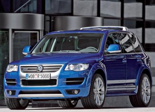Volkswagen Touareg R50 - foto ufficiali