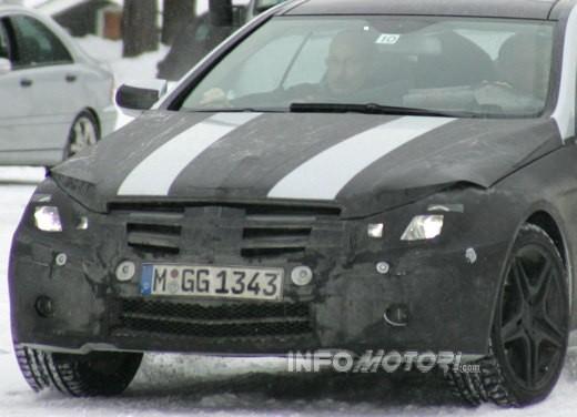 Mercedes nuova CLK – Spy - Foto 3 di 9
