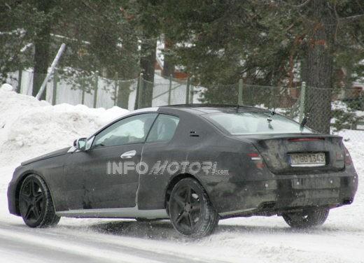Mercedes nuova CLK – Spy - Foto 7 di 9