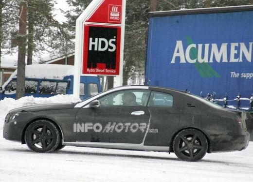 Mercedes nuova CLK – Spy - Foto 8 di 9