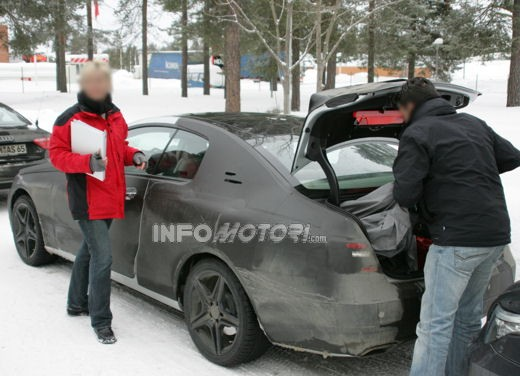 Mercedes nuova CLK – Spy - Foto 9 di 9
