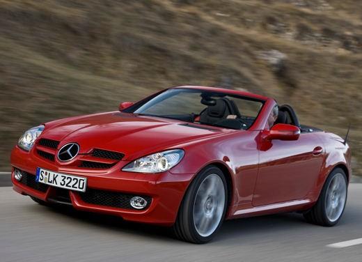 Mercedes SLK GPL