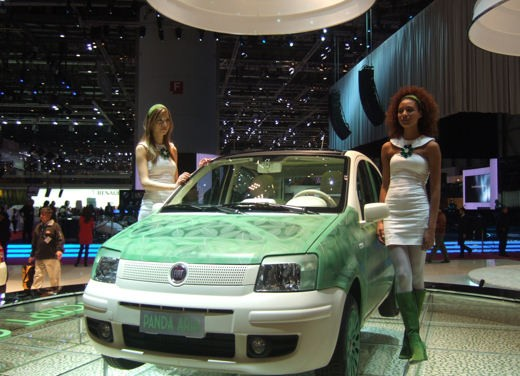 Fiat al Salone di Ginevra 2008 - Foto 1 di 12