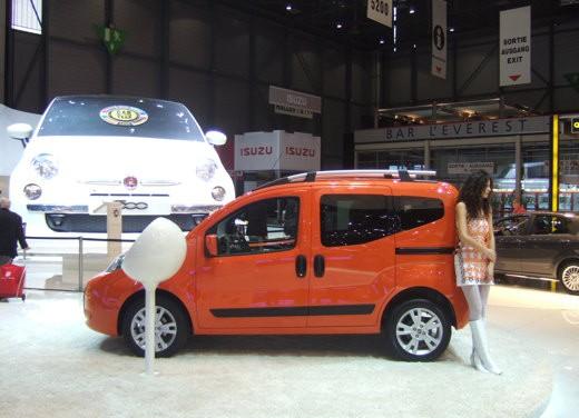 Fiat al Salone di Ginevra 2008 - Foto 9 di 12