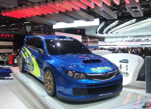 Subaru al Salone di Ginevra 2008 - Foto 2 di 11