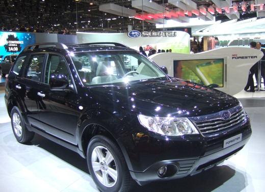 Subaru al Salone di Ginevra 2008 - Foto 8 di 11