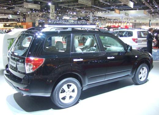 Subaru al Salone di Ginevra 2008 - Foto 9 di 11