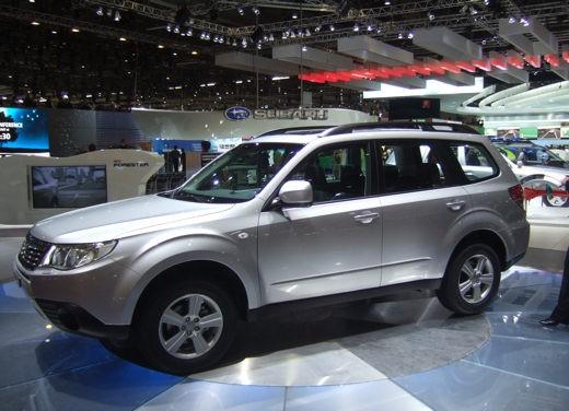 Subaru al Salone di Ginevra 2008 - Foto 10 di 11