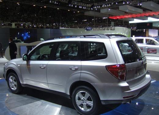 Subaru al Salone di Ginevra 2008 - Foto 11 di 11