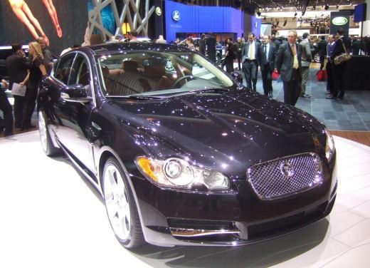 Jaguar al Salone di Ginevra 2008 - Foto 7 di 11