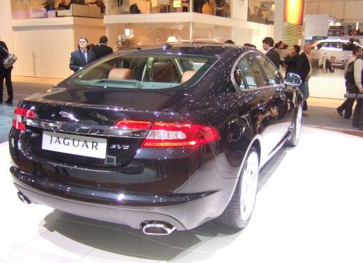 Jaguar al Salone di Ginevra 2008 - Foto 8 di 11