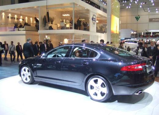 Jaguar al Salone di Ginevra 2008 - Foto 10 di 11
