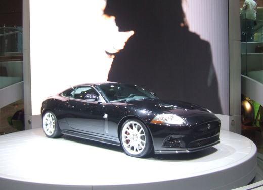 Jaguar al Salone di Ginevra 2008 - Foto 3 di 11