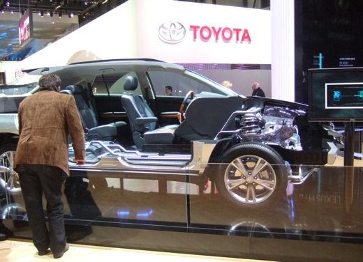 Lexus al Salone di Ginevra 2008 - Foto 13 di 18