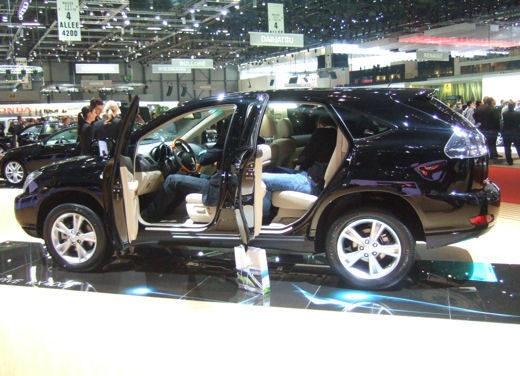 Lexus al Salone di Ginevra 2008 - Foto 14 di 18