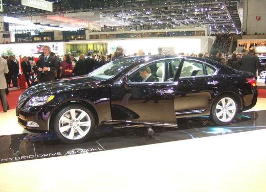Lexus al Salone di Ginevra 2008 - Foto 16 di 18