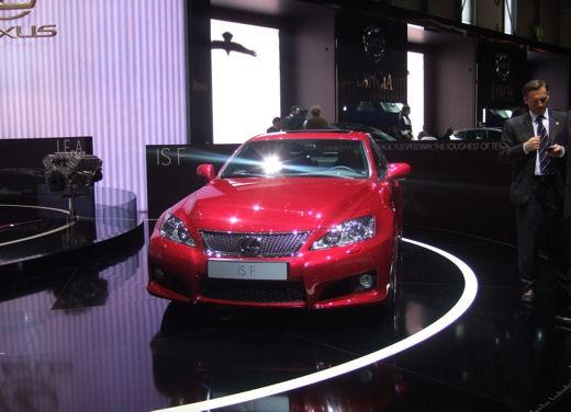 Lexus al Salone di Ginevra 2008 - Foto 17 di 18