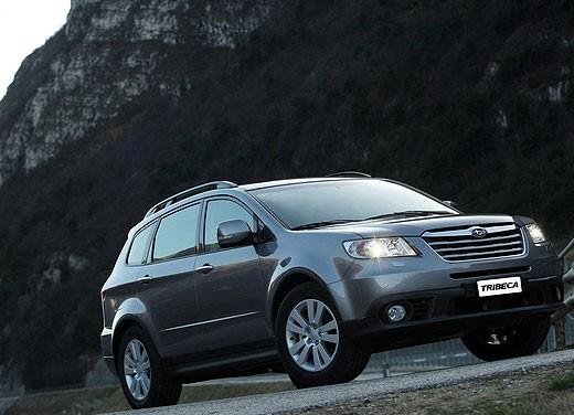 Subaru nuova Tribeca – Test Drive