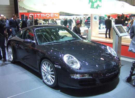 Porsche al Salone di Ginevra 2008 - Foto 4 di 11