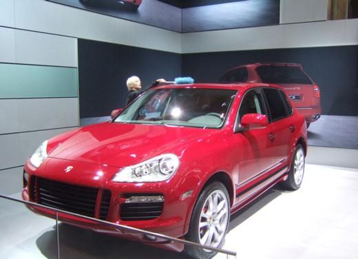 Porsche al Salone di Ginevra 2008 - Foto 6 di 11