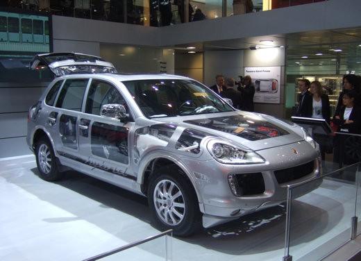 Porsche al Salone di Ginevra 2008 - Foto 2 di 11