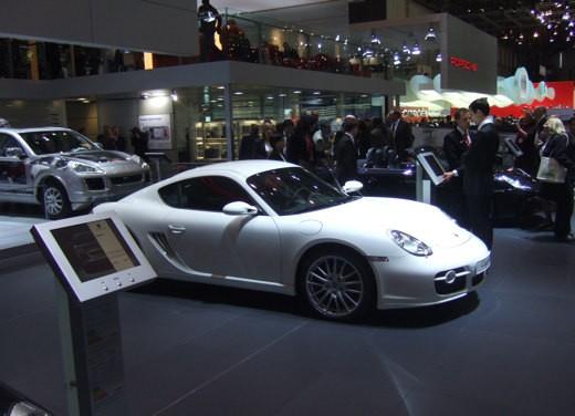 Porsche al Salone di Ginevra 2008 - Foto 3 di 11