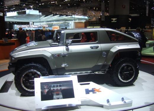 Hummer al Salone di Ginevra 2008 - Foto 6 di 11
