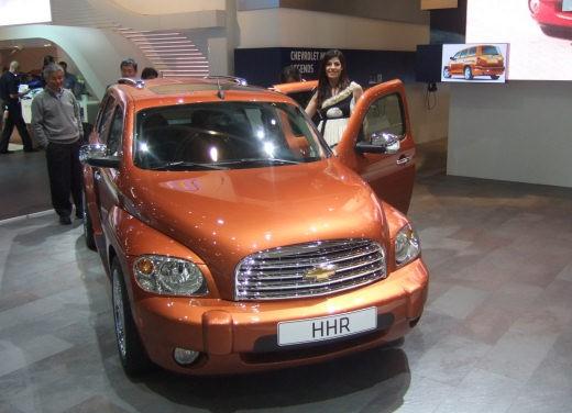 Chevrolet al Salone di Ginevra 2008